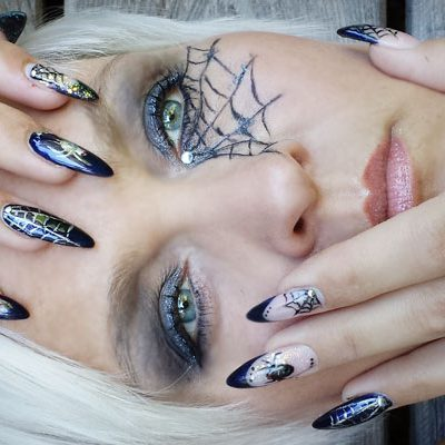 Halloween im Nagelstudio sf4nails in Brühl