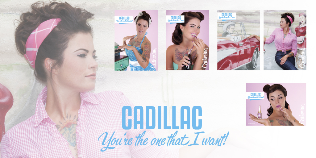 Cadillac – You're the one, that I want!