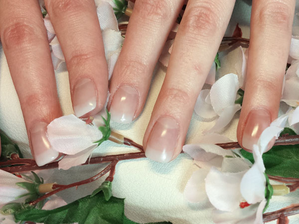French Nails und Orchideen
