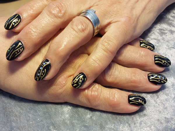 Galerie Mit Exklusiven Nageldesigns Sf4nails