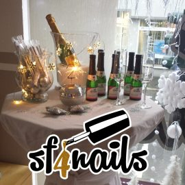 2 Jahre sf4nails: Sekt & Nails in Brühl