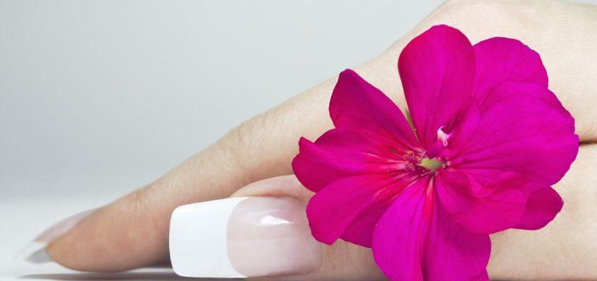 French Nails passen zu jeder Gelegenheit