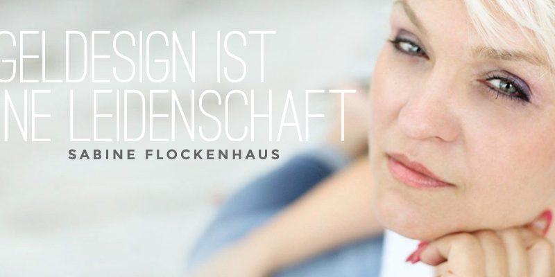 Sabine Flockenhaus, Inhaberin von sf4nails
